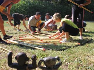 Team Building -<br> Organisation du Défi des aventuriers