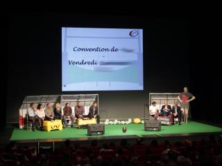 Séminaire rugby