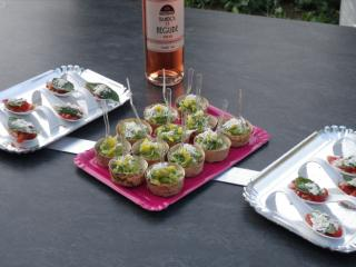 Afterwork Apéro Chef <br>- Challenge culinaire